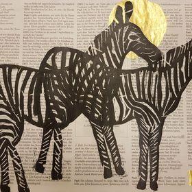 Leon zebra furries üppig