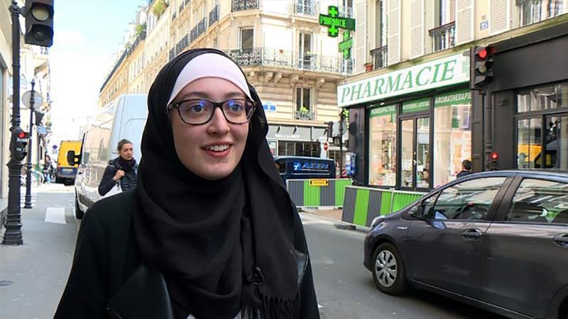 Muslimischer hijab sex im auto