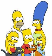 Simpsons bart und marge sex daumen foto 1