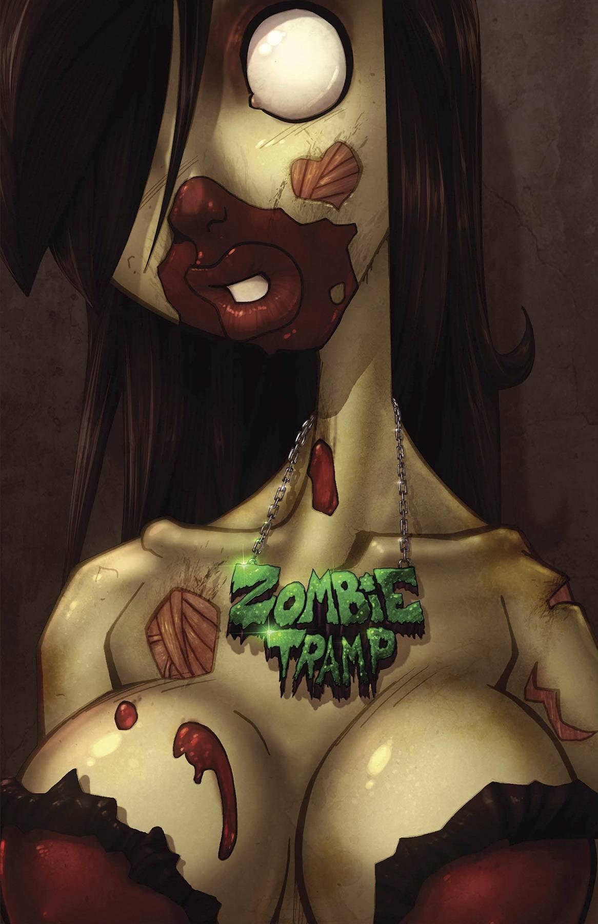 Zombie tramp vol action lab unterhaltung