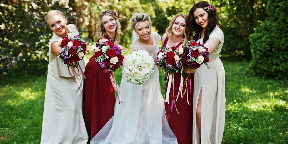 Braut bräutigam und trauzeugin machen sex foto 1
