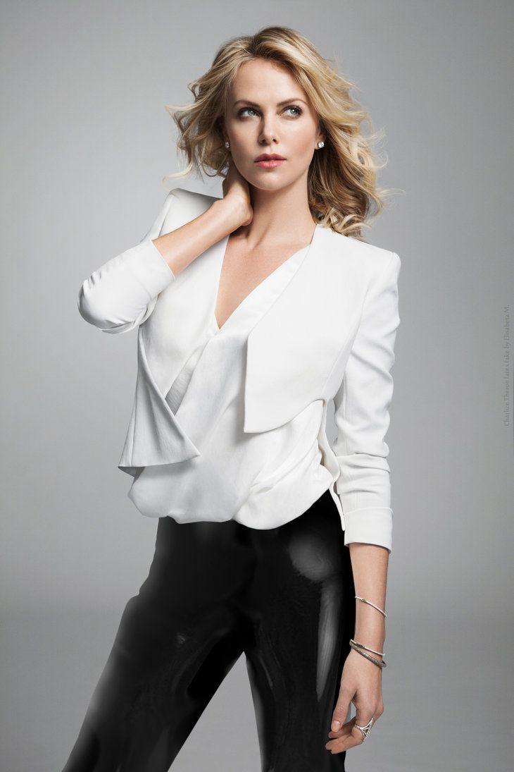 Charlize theron pics prominente fälschungen bilder