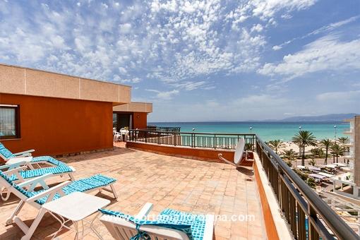 Apartments penthäuser mit meerblick in playas foto 2
