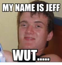 Meme personalizado name ist jeff foto 2