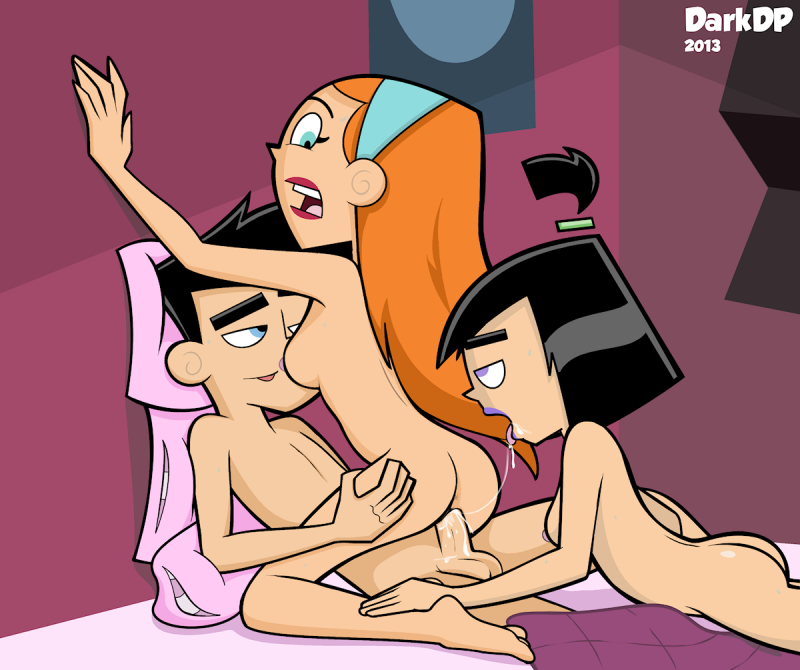 Danny phantom wiree hentai porno