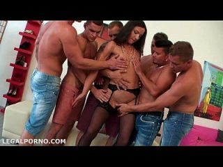 Cfnm stripper gesichtsbehandlung nach dem blowjob