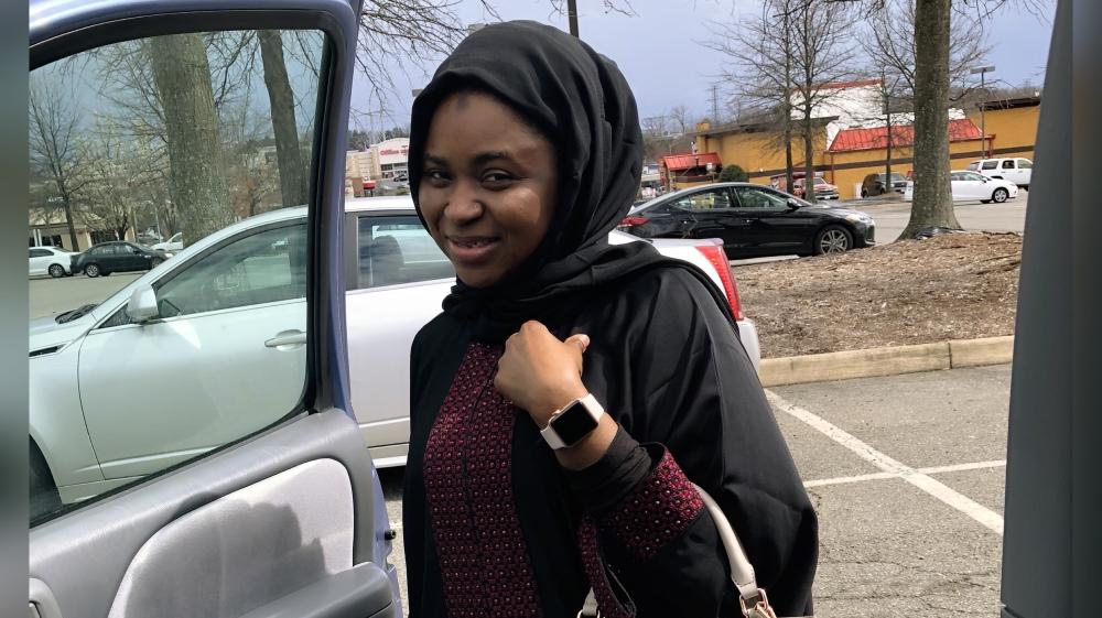 Muslimischer hijab sex im auto foto 4