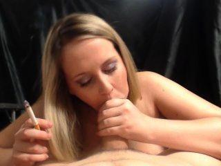 Heißer puma anjelica fuchs rauchen blowjob foto 4