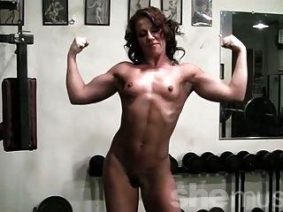 Muskel frauen handjob porno