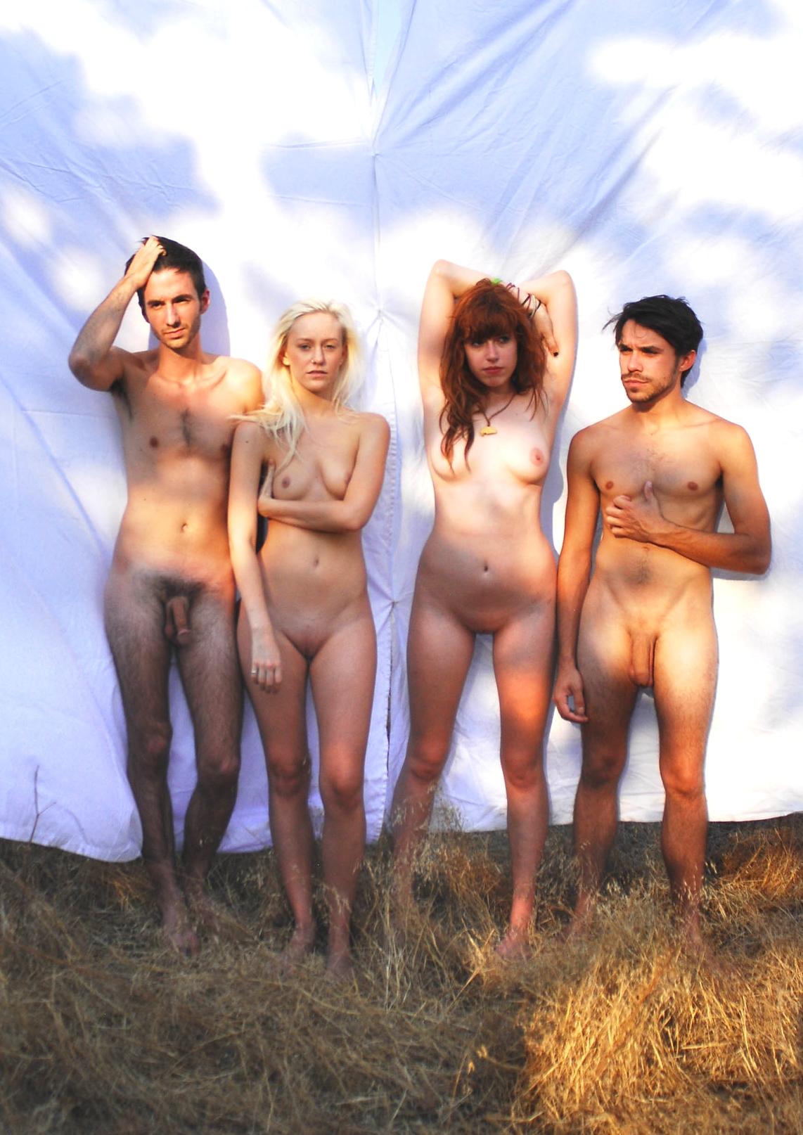Christen genießen nacktheit und erotik männlich