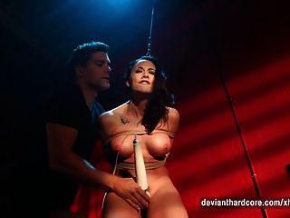 Chanel preston seil bondage harten sex