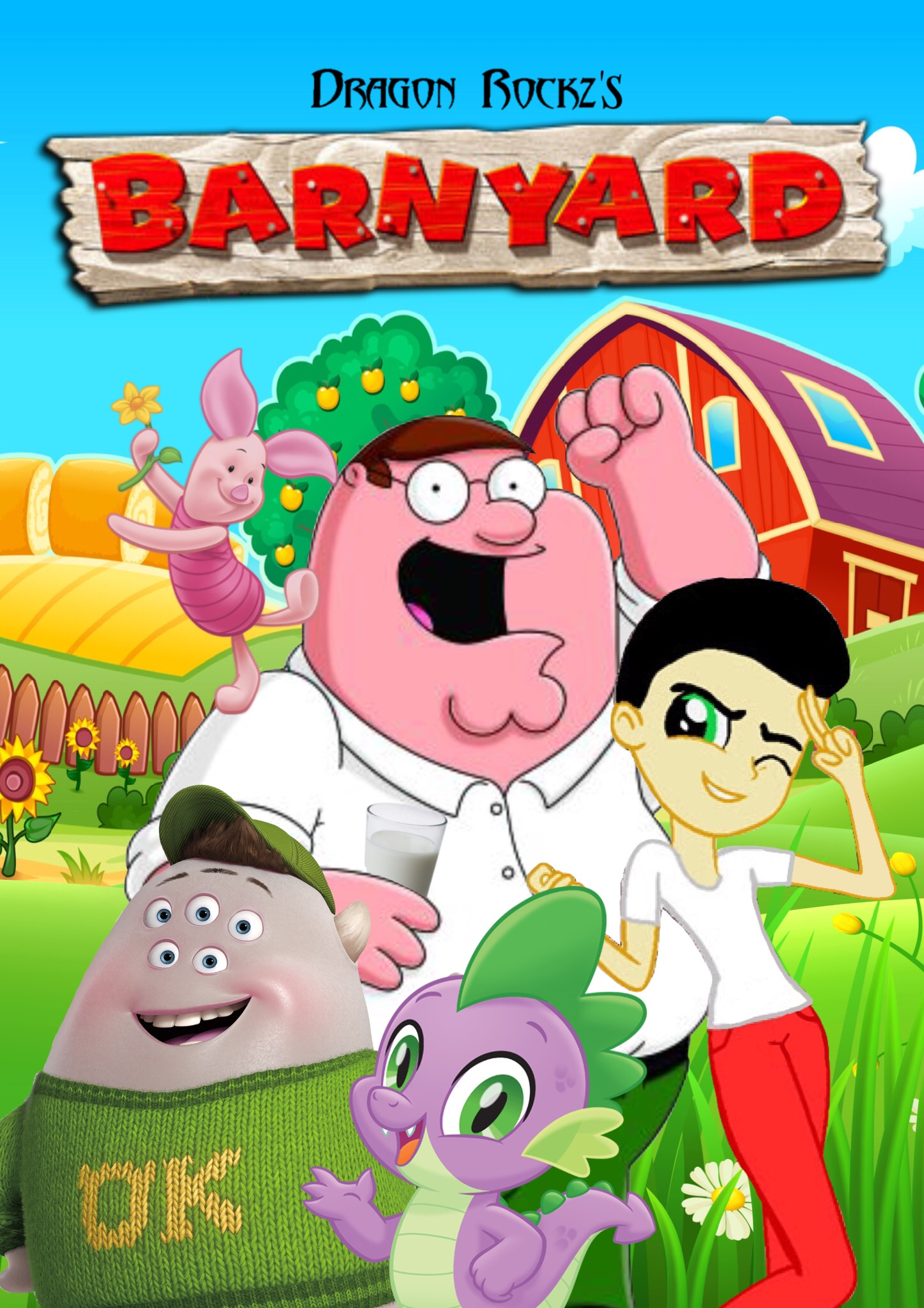 Barnyard crossover wiki fandom powered wikia foto 1