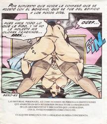 Xxx mexikanischer comic beso negro spanisch