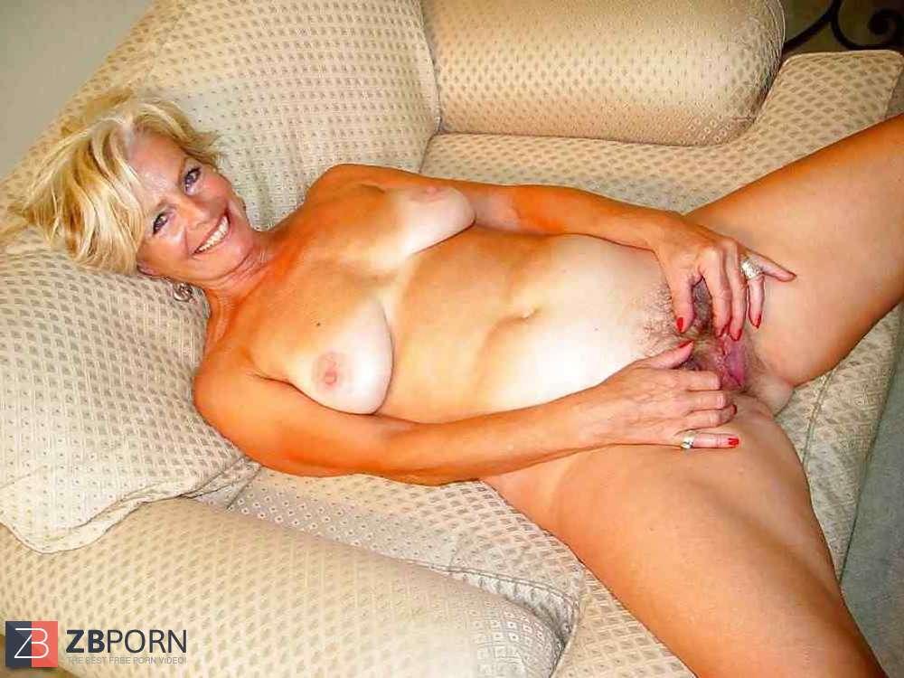 Blonde milf nackt porno foto 1