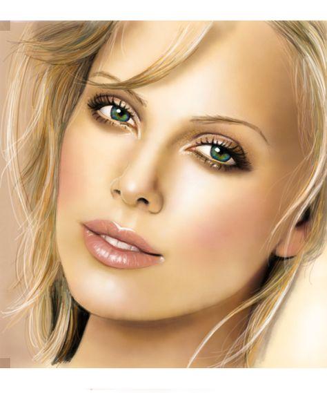 Charlize theron pics prominente fälschungen bilder foto 1