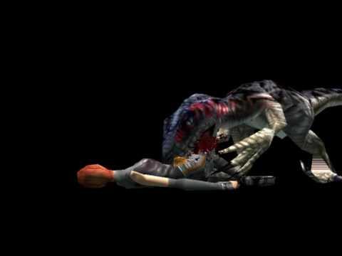 Velociraptor dino krise regina