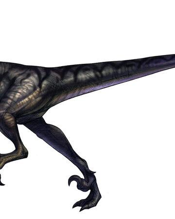 Velociraptor dino krise regina foto 1