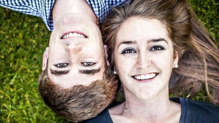 Bruder und schwester eineiige zwillinge foto 1