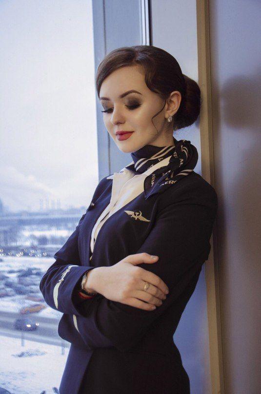 Stewardess fickt den piloten