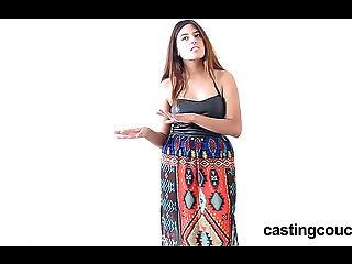 Castingcouch nala interracial casting foto 2