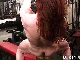muskel madchen porno